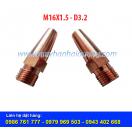 Bép hàn tự động M16x1.5x50 - 3.2