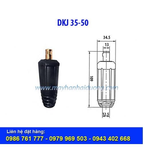 Giắc nối cáp hàn DKJ 35-50