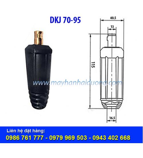Giắc nối cáp hàn DKJ 70-95