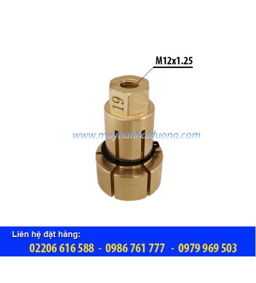 Đầu kẹp hàn bulon 19(Ren M12x1.25)