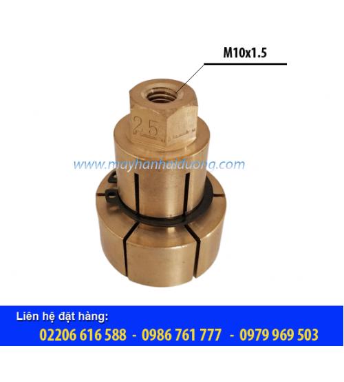 Đầu kẹp hàn bulon 25 (Ren M10x1.5)