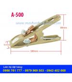 Kìm kẹp mát 500A (đồng)