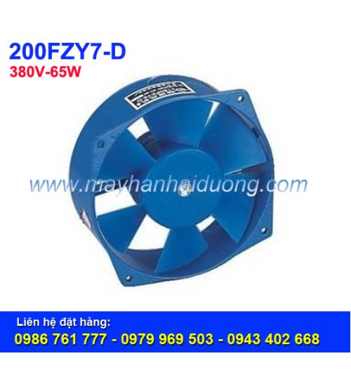 Quạt hút thông gió FZY7-D 380V
