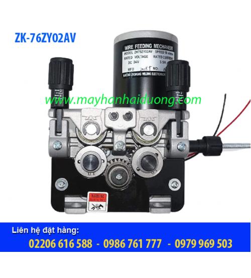 Mô tơ máy hàn ZK76ZY-02AV