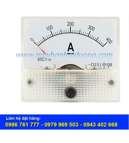 Đồng hồ đo dòng 0-400VDC