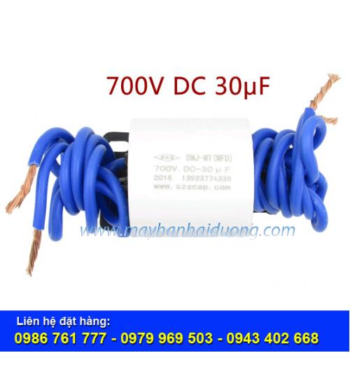 Tụ điện 30uF-700VDC