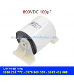 Tụ điện CBB16-100uF-800VDC
