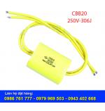 Tụ điện CBB20-250V-306J