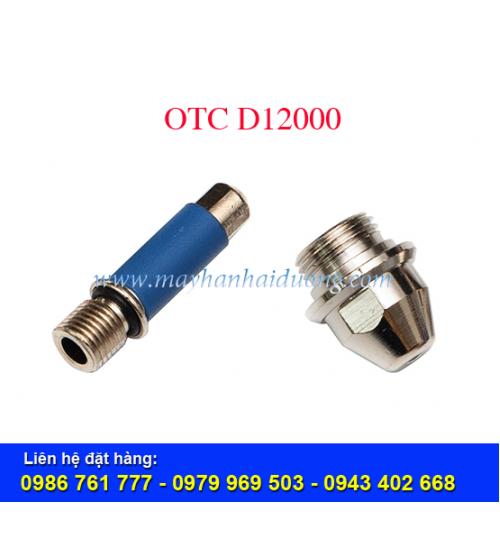 Bép cắt Plasma OTC D12000
