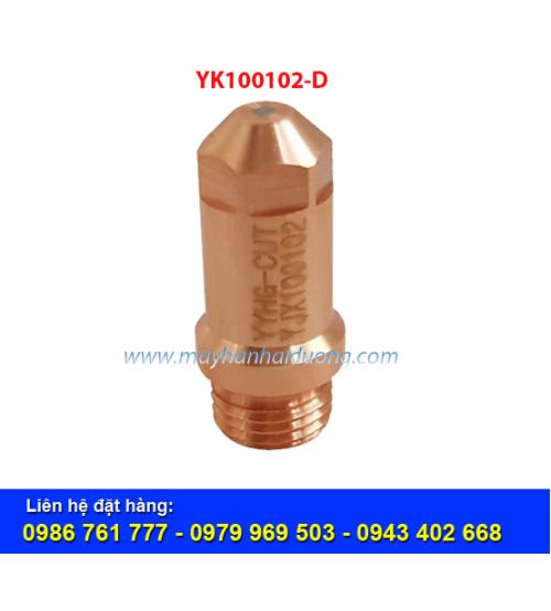 Điện cực Plasma CNC YK100102-D