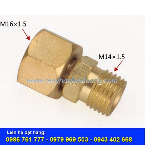 CHUYỂN ĐỔI REN M16-M14
