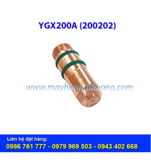 ĐIỆN CỰC CNC PLASMA 200A