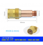 Thoát khí TIG có lọc 45V26 (2.4)